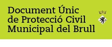 Document únic de protecció civil municipal del Brull